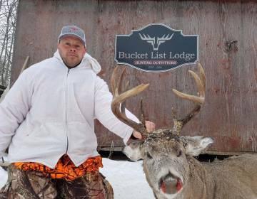 Deer – Bucket List Lodge